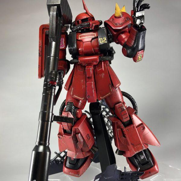 06R-2 ジョニーライデン用ザク