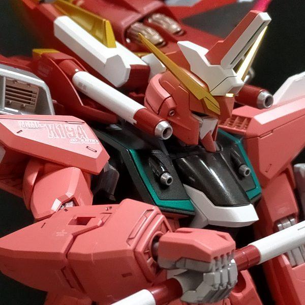 ZGMF-X19A∞JUSTICE GUNDAM