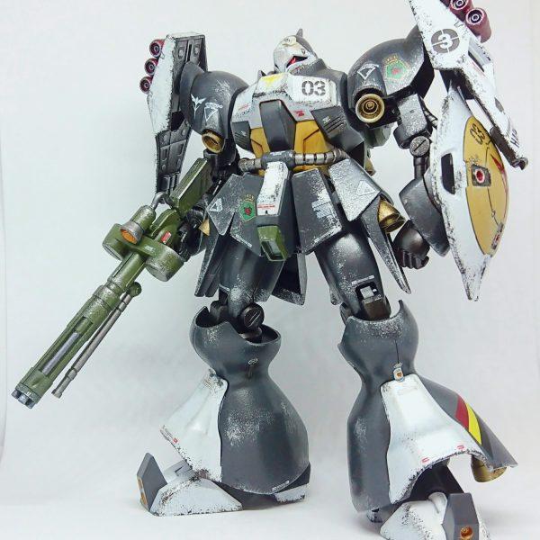 HGUC 1/144 ヤクト・ドーガ(クェス・エア専用機)