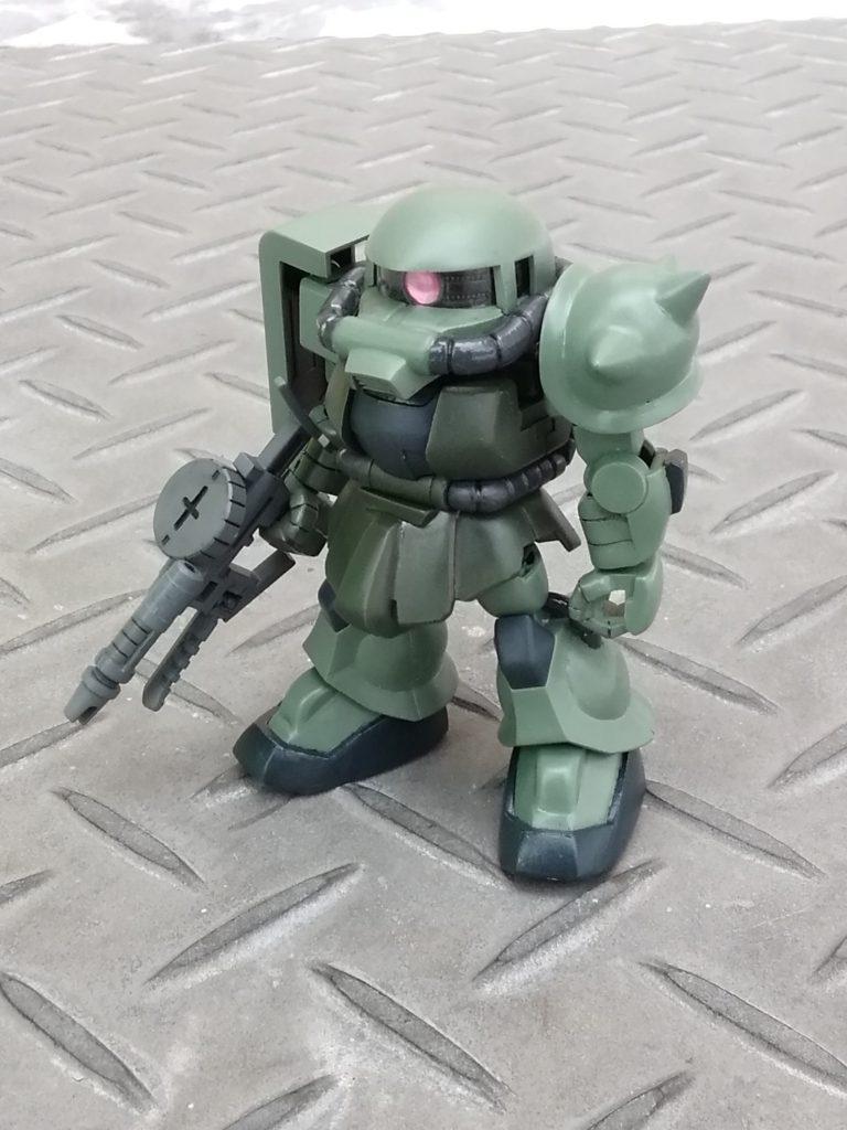 SDCSザクⅡF型