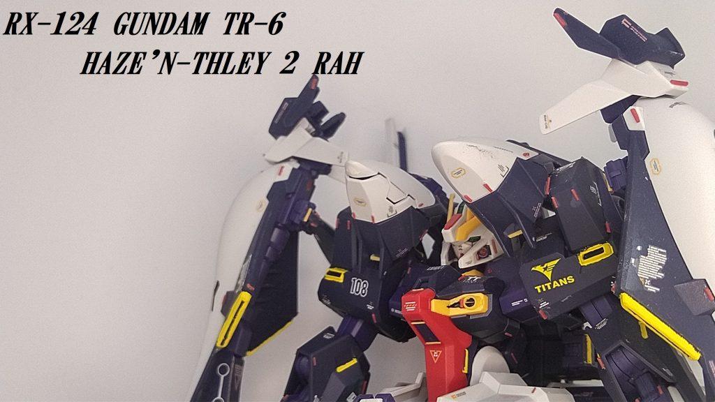ガンダム TR-6  ハイゼンスレイⅡラー