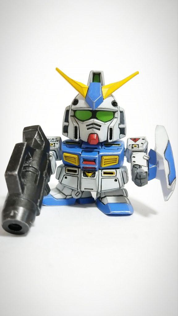 BB戦士 ガンダム NT-1 アレックス