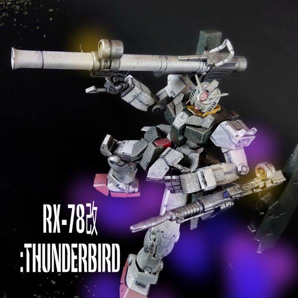 RX-78改:Thunderbird