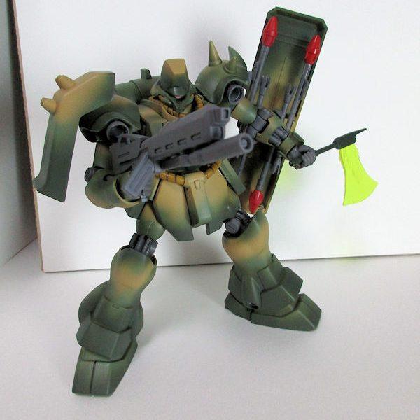 ギラドーガ(陸戦重装型風)