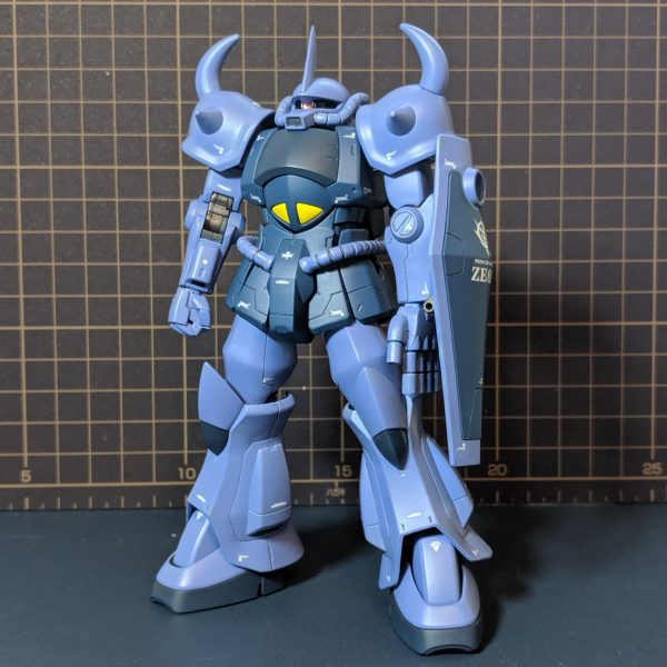 HG グフ (REVIVE)