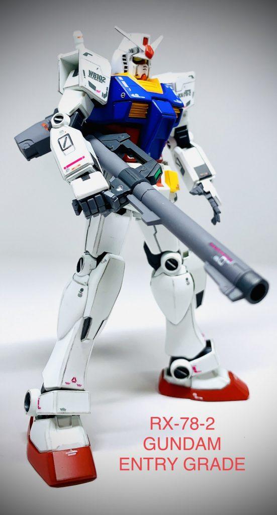 RX78 ガンダム エントリーグレード