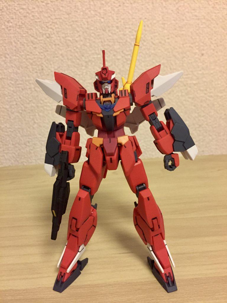 PFF-X7R コアガンダムリゼ (Redthree Armor)