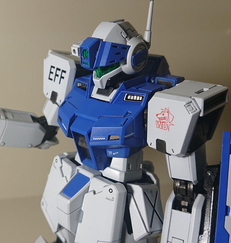 GM SNIPER Ⅱ(WHITE DINGO)