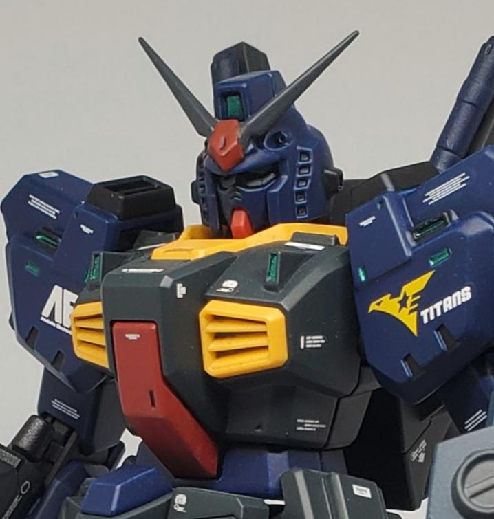 ガンダムMk-Ⅱ試作0号機
