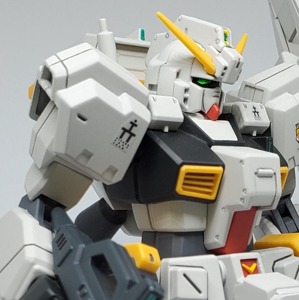 HGUC TR-1ヘイズル改