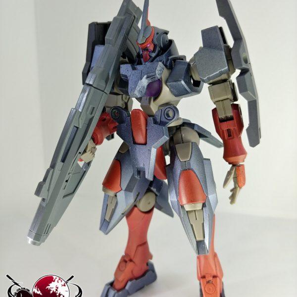 GN-X(BLDTroiaS仕様 指揮官機)