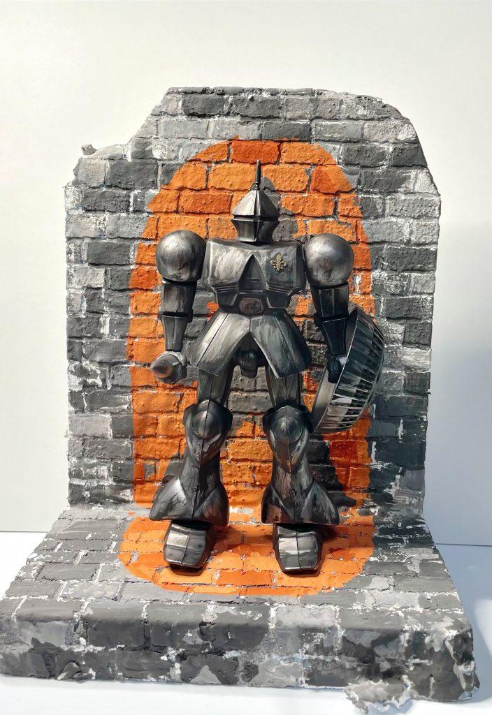ダンジョンの守護騎士