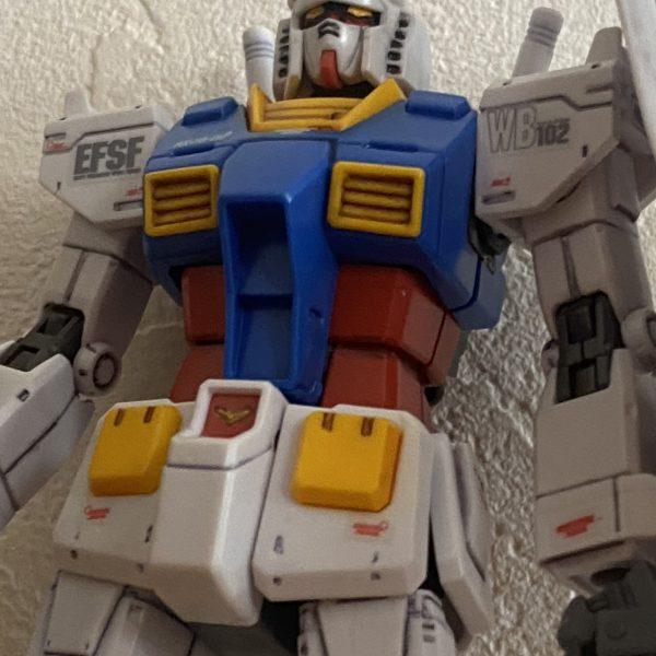 RX-78-02 ガンダム  オリジン版