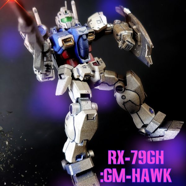 RX-79GH:GM-Hawk