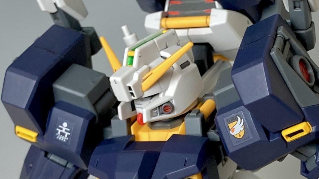 RX-121-3C ガンダムTR-1[ハイゼンスレイ]
