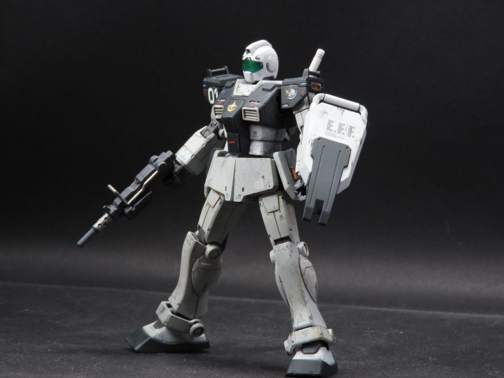 RGM-79 ジム(ホワイト・ディンゴ隊仕様機)