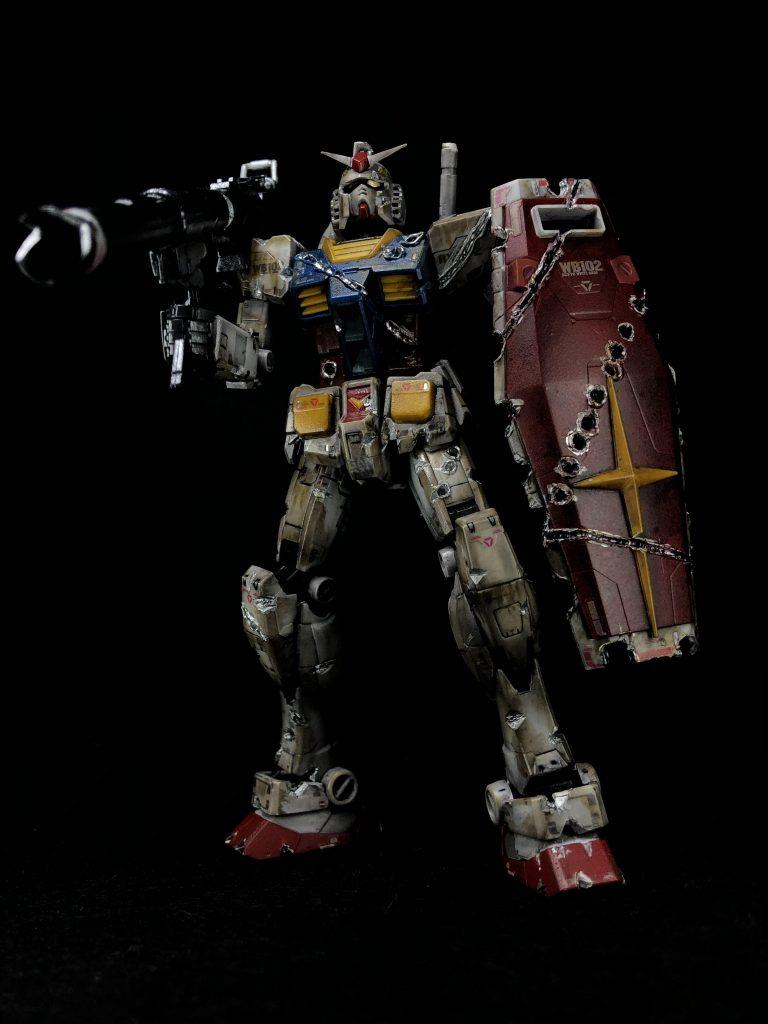【RG RX-78-2 GUNDAM】