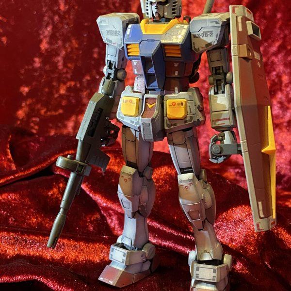 RGガンダムRX-78-2