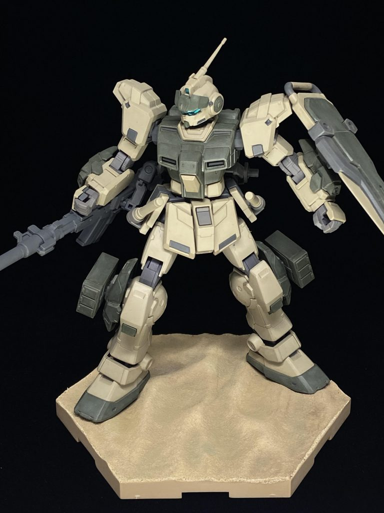 青くないペイルライダー(陸戦重装仕様)