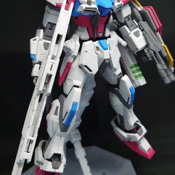MG スタービルドストライク(+ビルドブースター)
