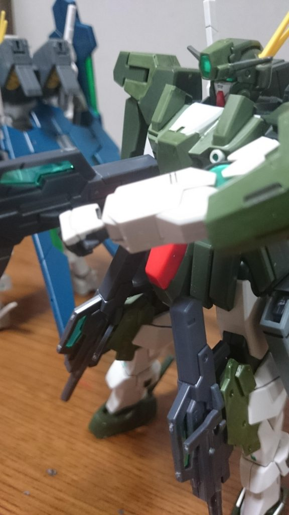 深緑のセブンガン