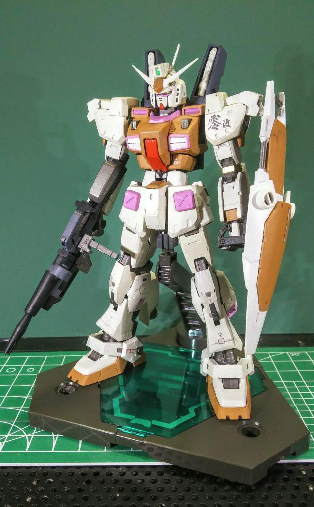 ガンダムMk-II 試作0号機改