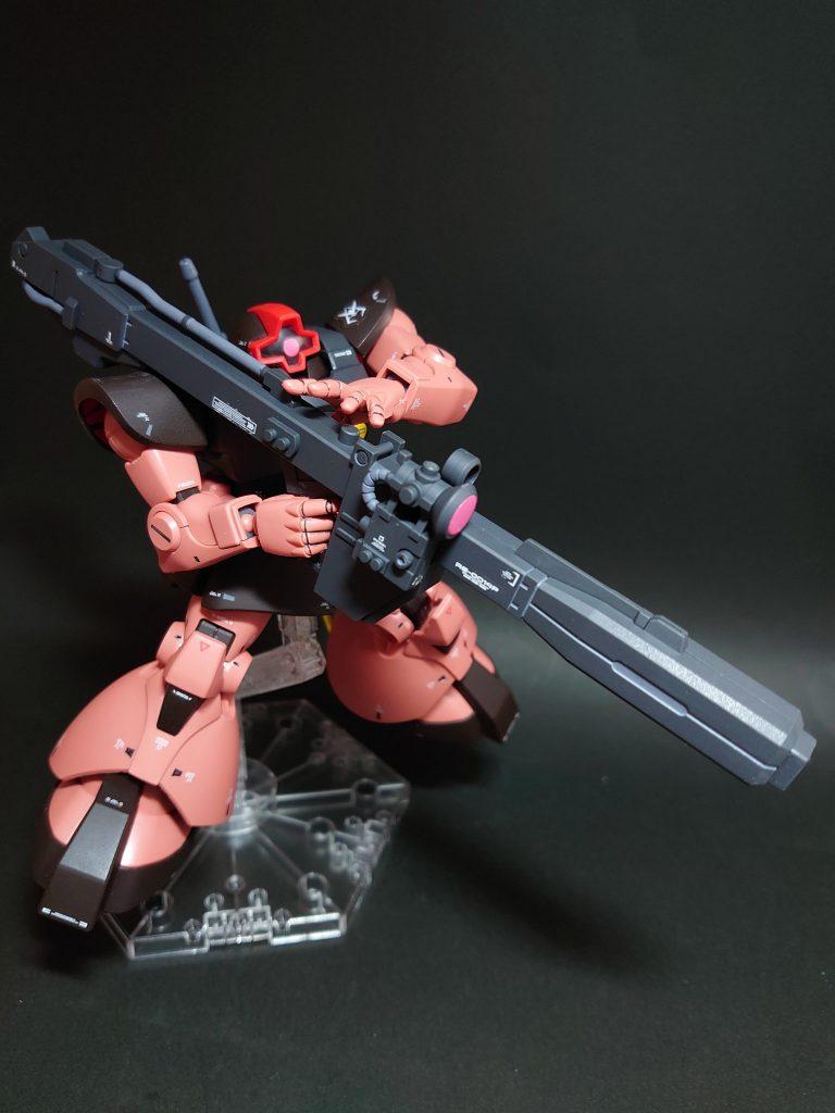 HGUC 1/144  MS-09RS  シャア専用リック・ドム