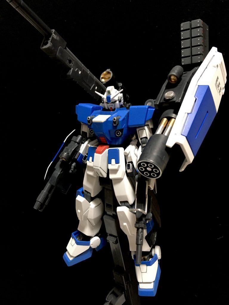 RX-79BD-4  BLUE DESTINY UNIT04