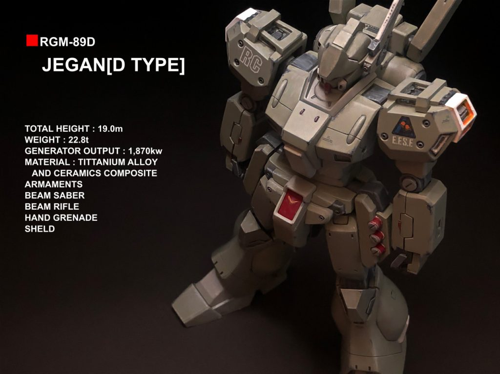 RGM-89D JEGAN[D TYPE]
