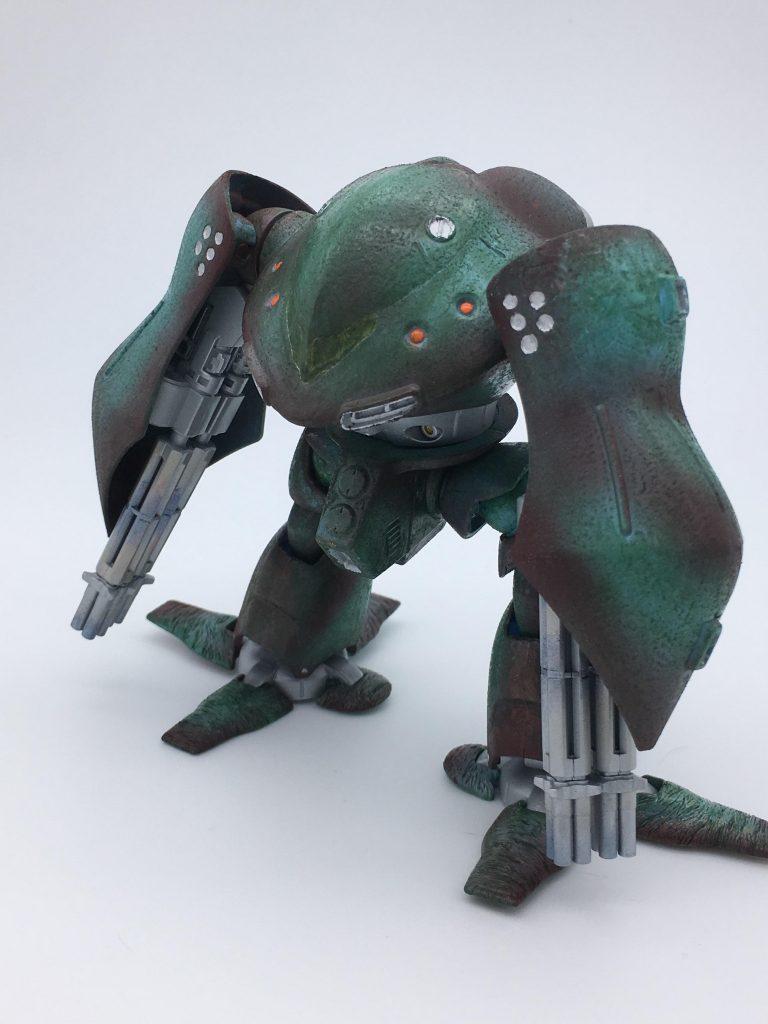 古代機械生命体ハイゴッグ