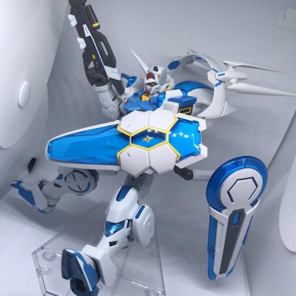 ロボット魂Gセルフ × HG1/144 Gセルフ パーフェクトパック