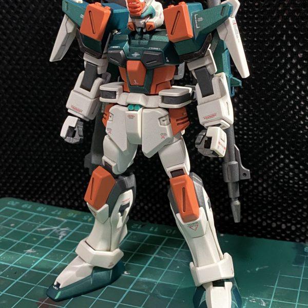 HG1/144 GAT-X103 バスターガンダム