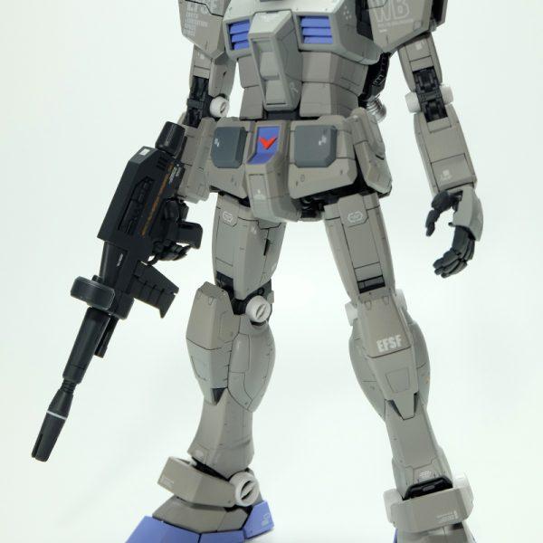 MG・RX-78ガンダムVer3.0【G3カラー】