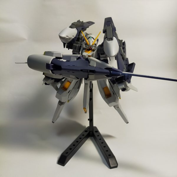 TR-6 ウーンドウォート+RX-124 フルドドⅡ装備 復帰(墨入れ・艶消し初)作品 1番