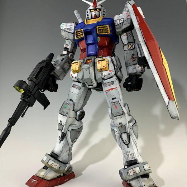PGU RX78-2 GUNDAM