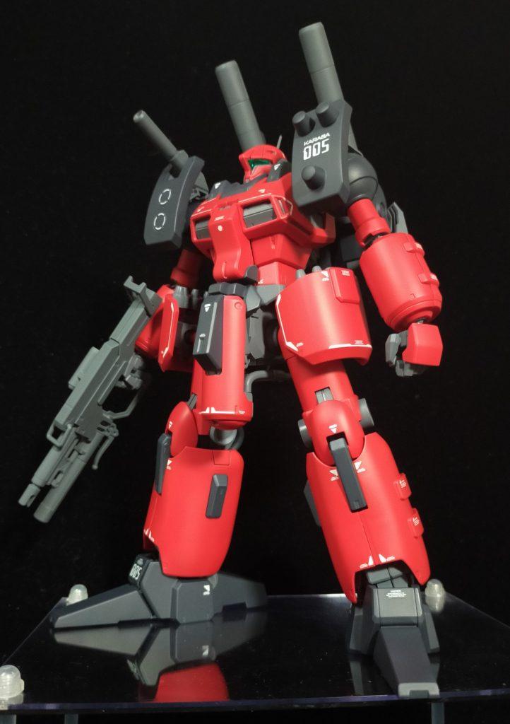 RE/100 MSA-005K GUN CANNON DT(Z-MSV ver.)