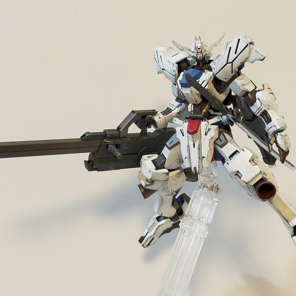 ガンダムヴィダール改/HG