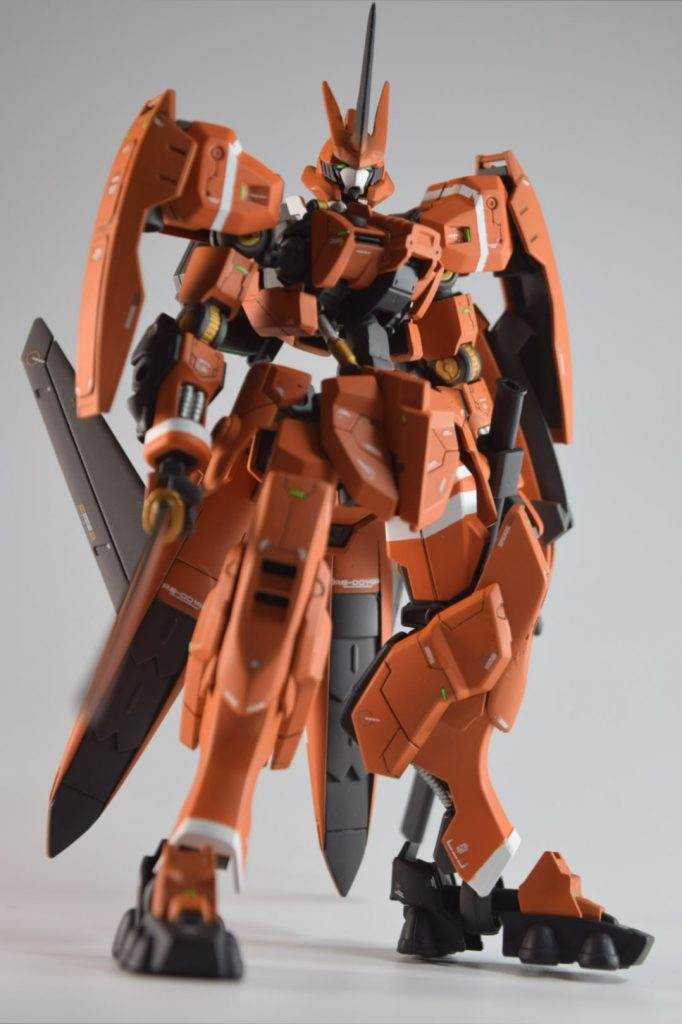 ガンダム橙希星(とうきせい)