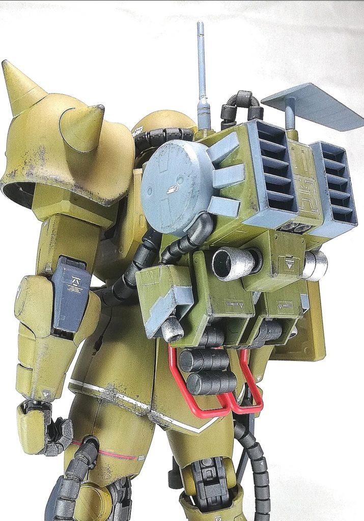 MS-06F ザク・マインレイヤー