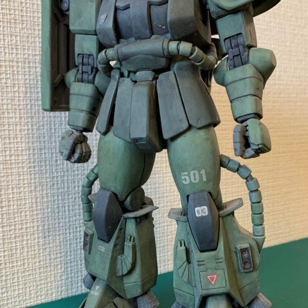 MG高機動型ザクver.2.0