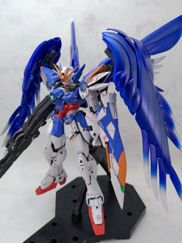 "WING GUNDAM ZERO EW ""Ver.ka"" -lapis wing-"