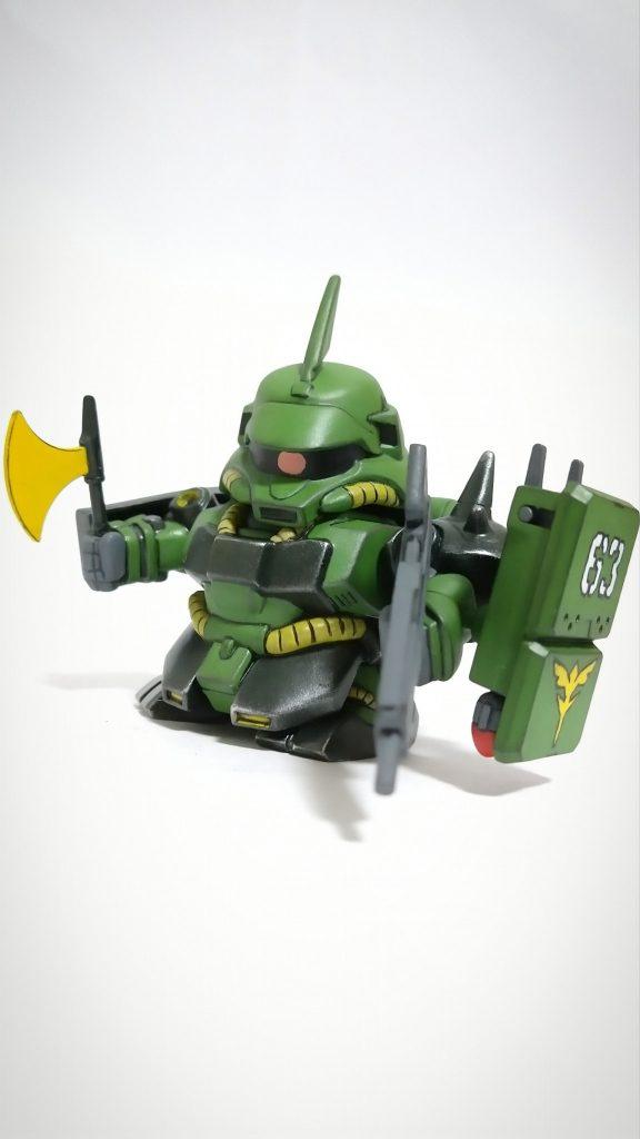 BB戦士 ギラ・ドーガ