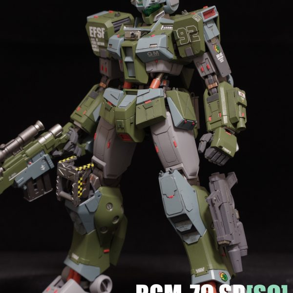 1/100 RGM-79SP[SC]  ジム・スナイパーII