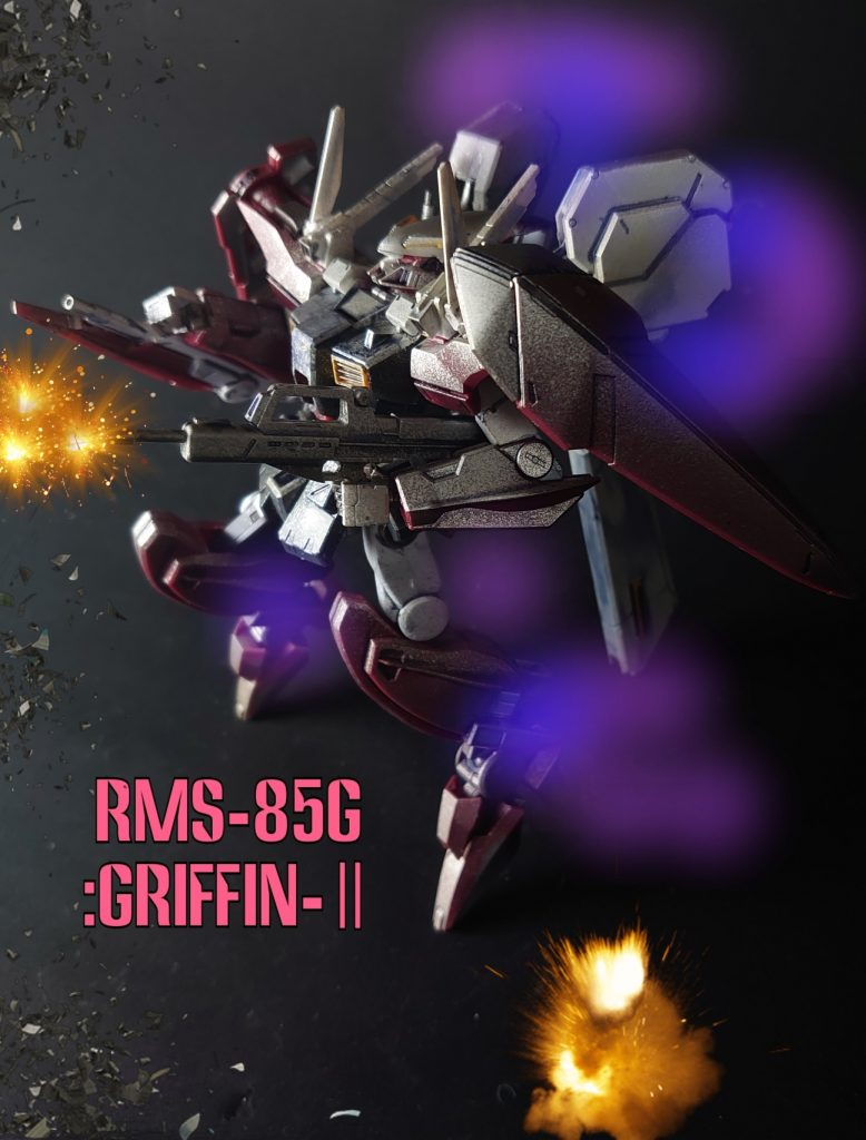 RMS-85g:Griffin-Ⅱ