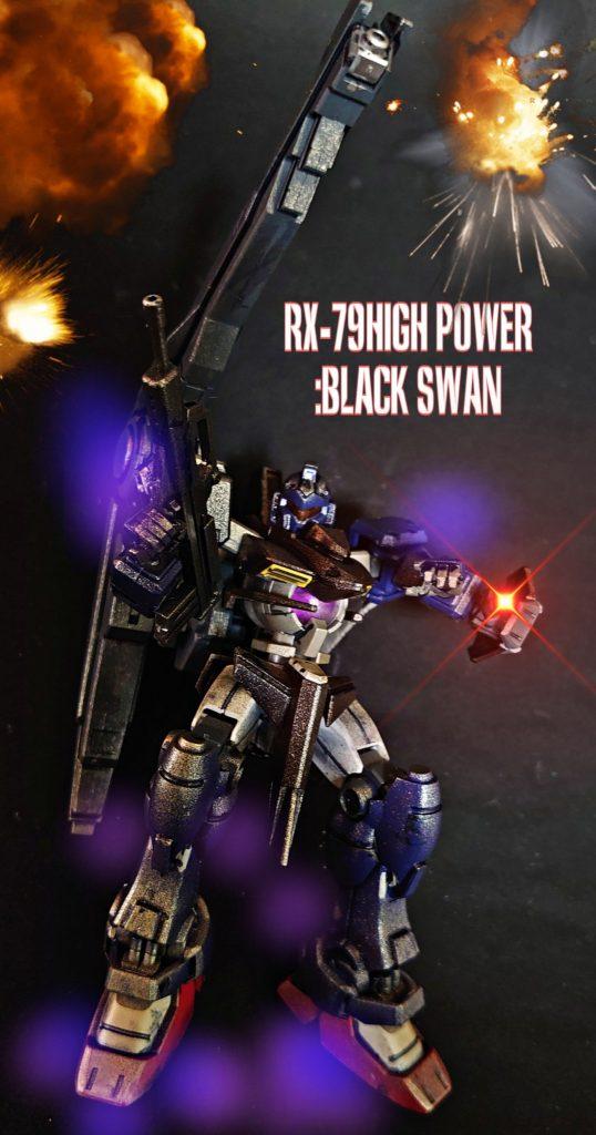 RX-79High power:Black Swan