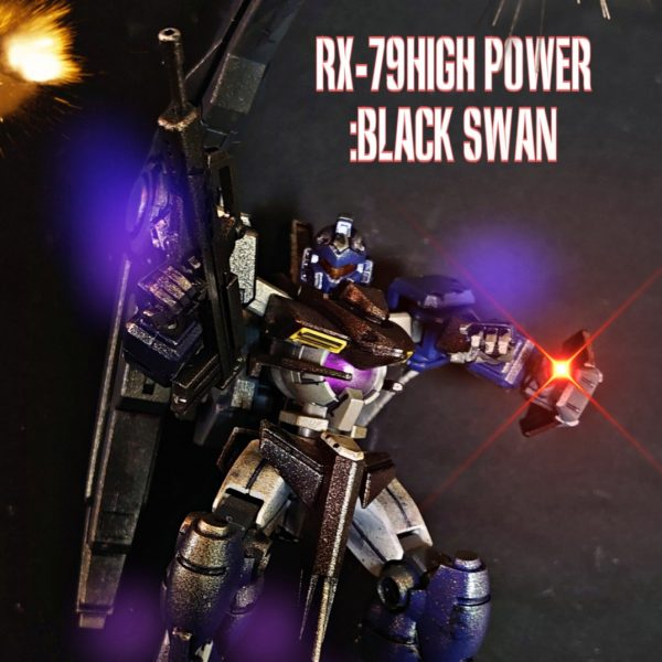 RX-79High power:Black Swan