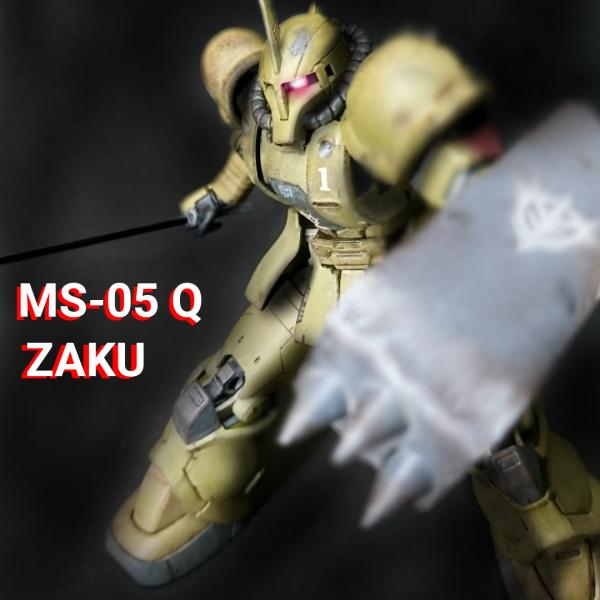 ザクⅠQ型