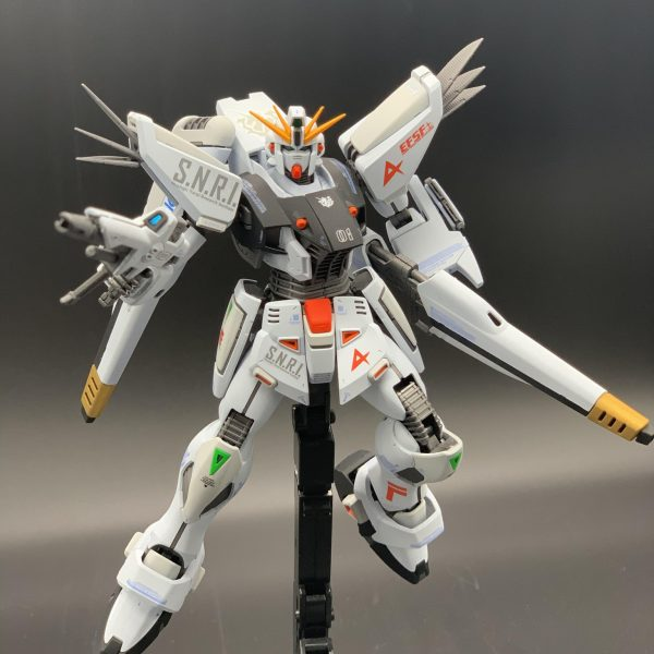 アムロ専用F91