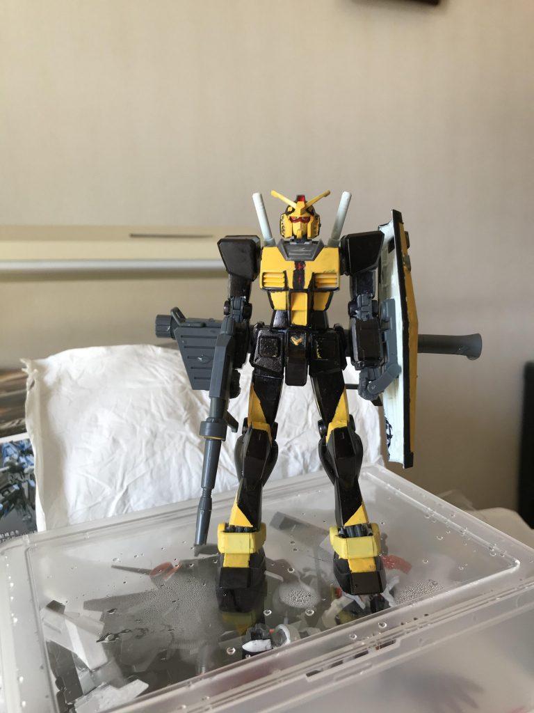 RX78-01   ガンダム・リアライジング