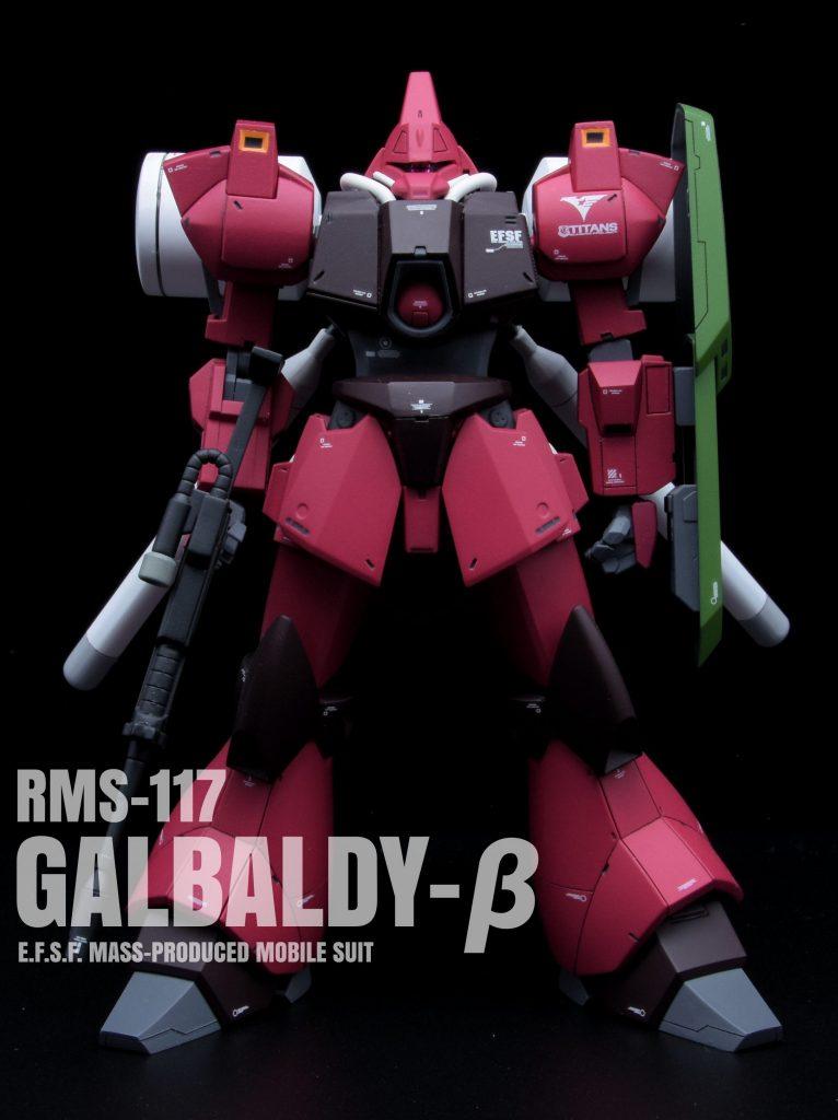 HGUC GALBALDY-β